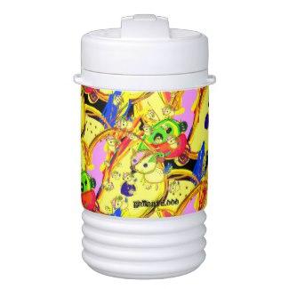 バンビネッシーの水筒(ドリンククーラー)
