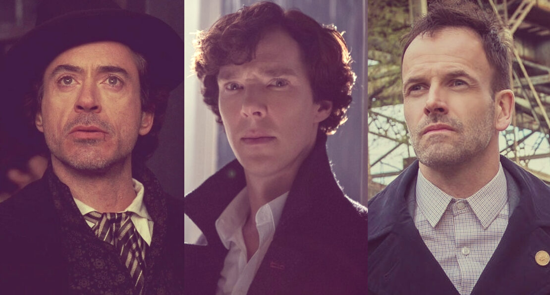 Which Sherlock are you? Solve a mystery to find out!