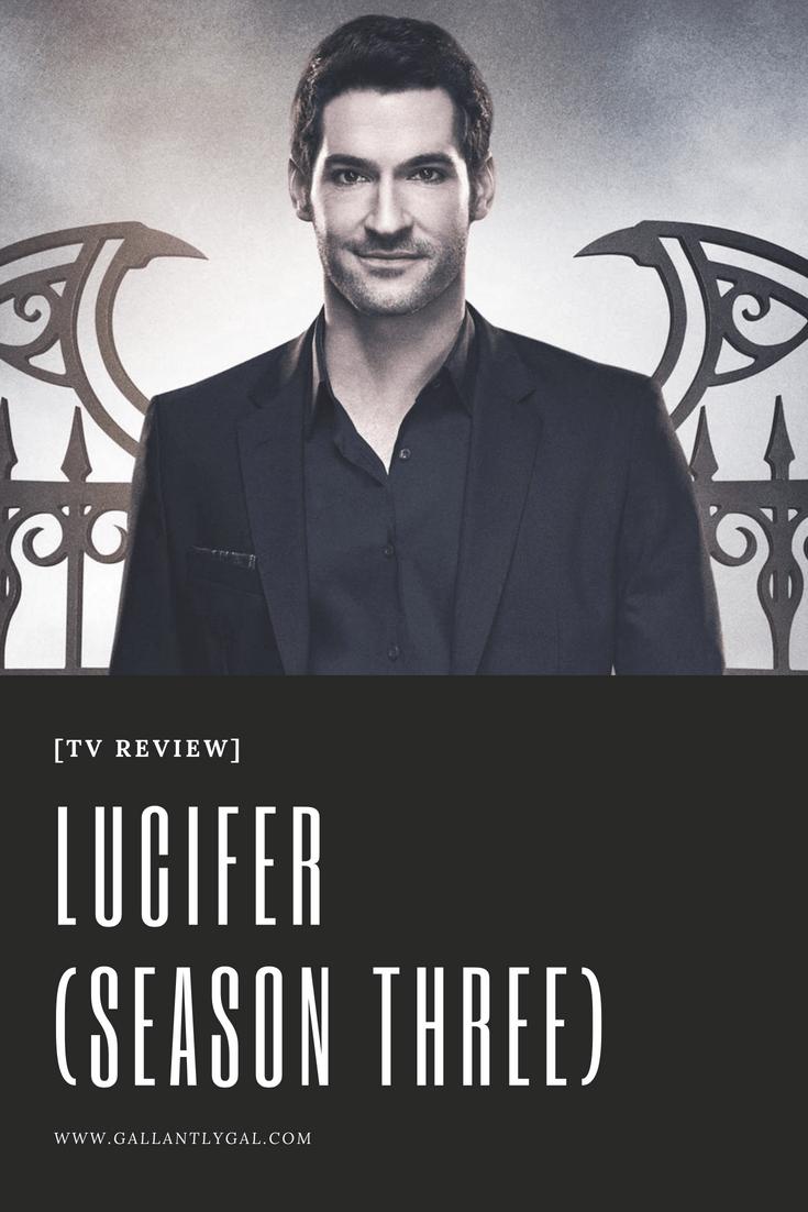 lucifer season three review