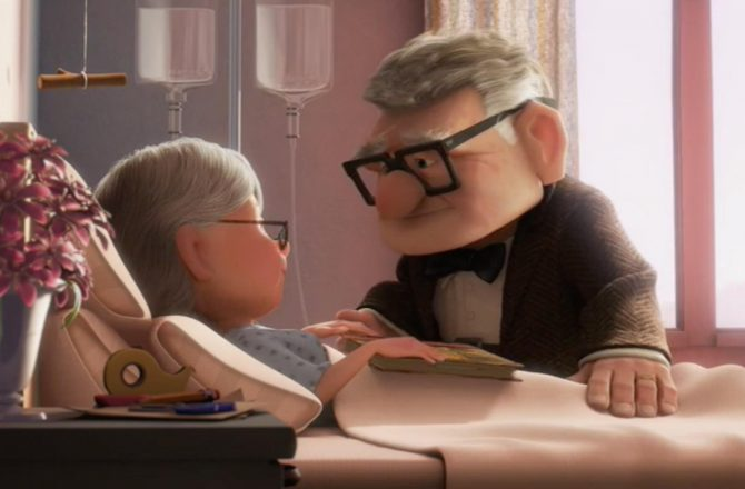 [Quiz] Which Disney/Pixar grandma will you become?