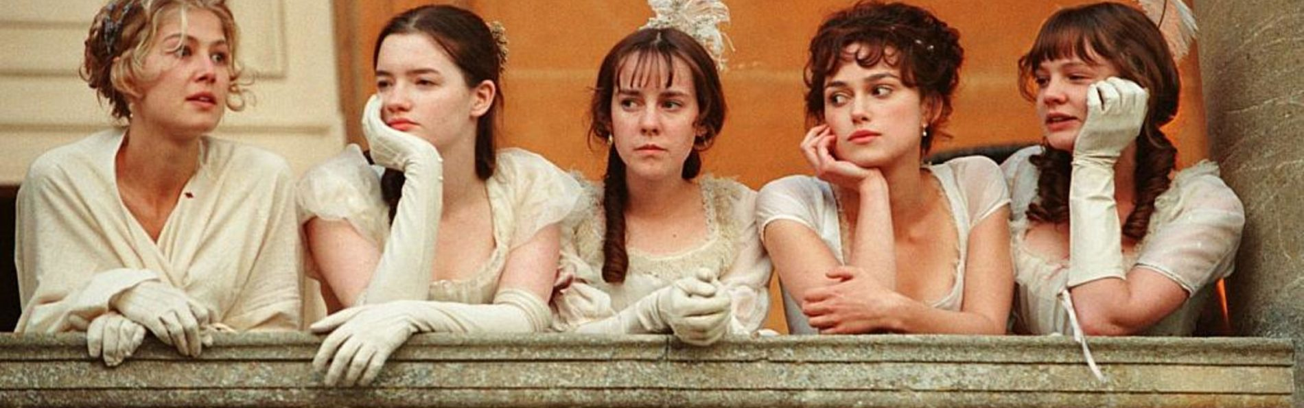 [Quiz] Which Pride & Prejudice sister are you?