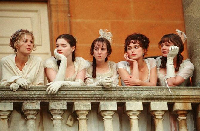 [Quiz] Which Bennet sister from Pride and Prejudice are you?
