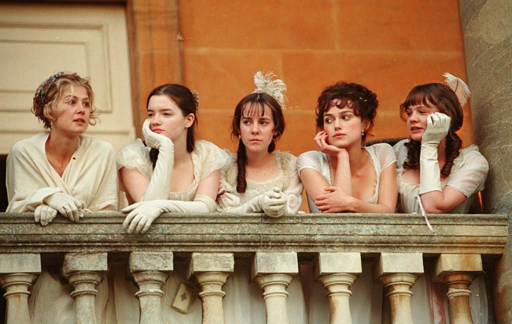 Which Bennet sister from Pride & Prejudice are you?