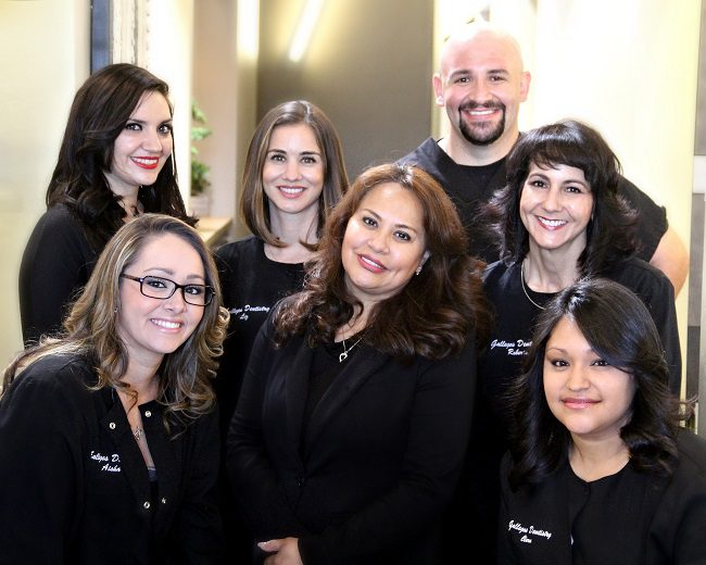 Gallegos Family Dentistry Staff