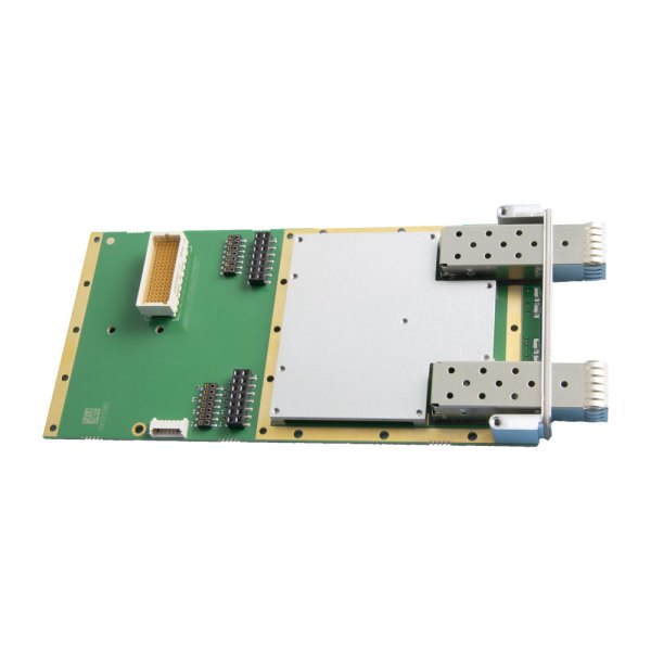 Titan 25GbE XMC Galleon Embedded Computing
