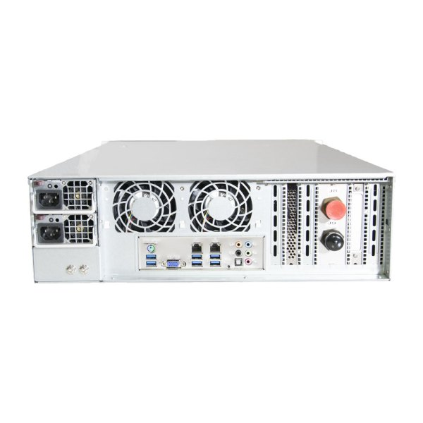 XSR 19inch Rack Mounted Recorder rugged Galleon Embedded