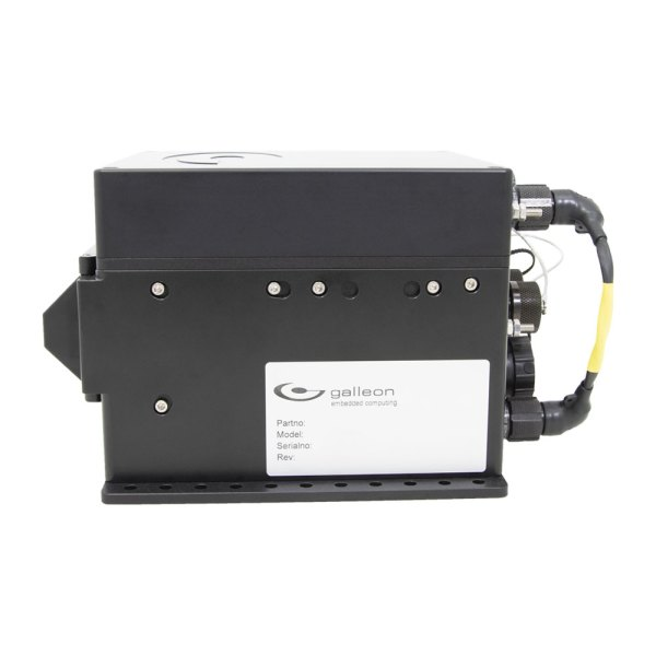 XSR Power Hold-Up Module HD Video Recorder rugged Galleon Embedded Computing