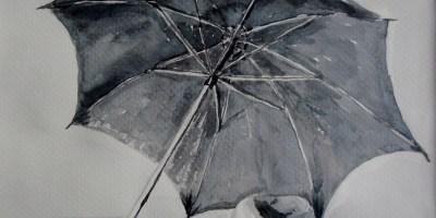 Hat og Paraply
