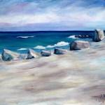 Vesterhavet og strand