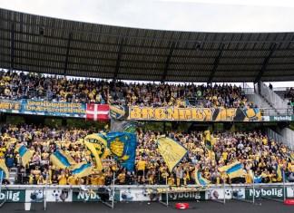 AGF - Brøndby 19. juli 2015