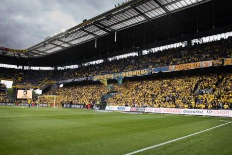 Brøndby IF - Esbjerg fB 7. juni 2015