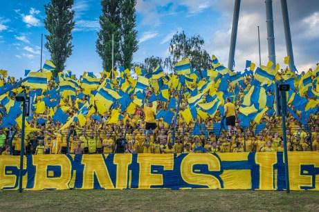 Hertha BSC - Brøndby IF 28. juli 2016
