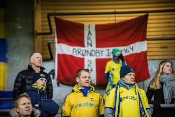 BK Marienlyst - Brøndby IF 8. marts 2017