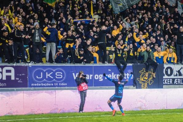 AC Horsens - Brøndby IF 12. marts 2017
