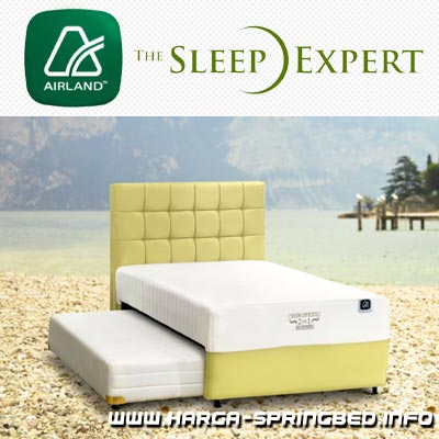 tempat tidur spring bed Airland Chiropedic 2in1