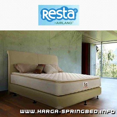 tempat tidur spring bed Resta Jordan