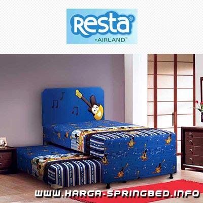 kasur spring bed Little Resta