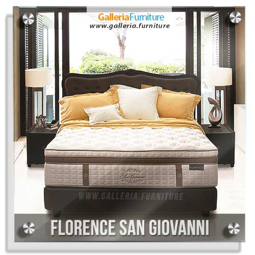 Review Spring Bed Florence San Giovanni