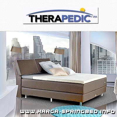 tempat tidur spring bed Therapedic Remedy