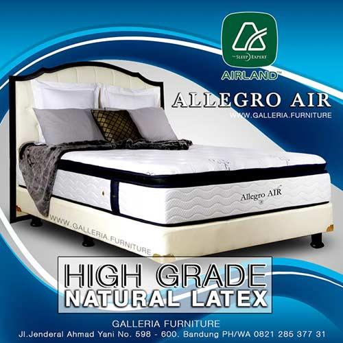 Jual Kasur Airland Allegro Air Bandung