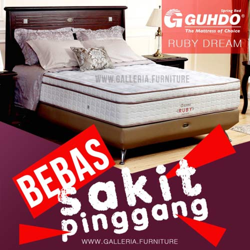 Kasur Guhdo Ruby Dream Bandung