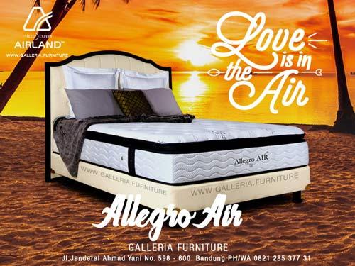 Harga Kasur Airland Bandung Allegro Air