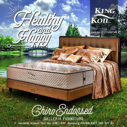 Jual-King-Koil-Chiro-Endorsed-Murah