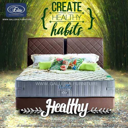 Jual Kasur Elite Healthy Bandung Murah