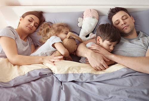 Kualitas Tidur Yang Lebih Baik