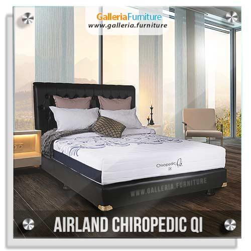 Kasur Spring Bed Airland Chiropedic Qi