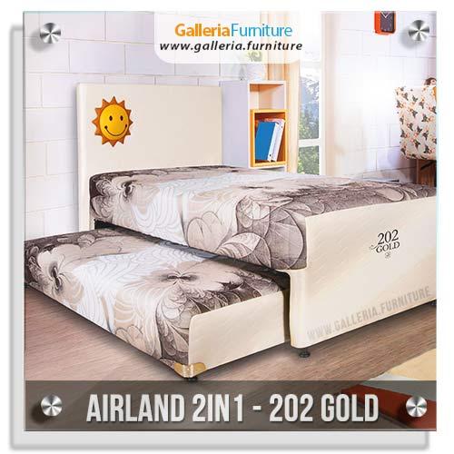Tempat Tidur Spring Bed Anak 2in1 Airland