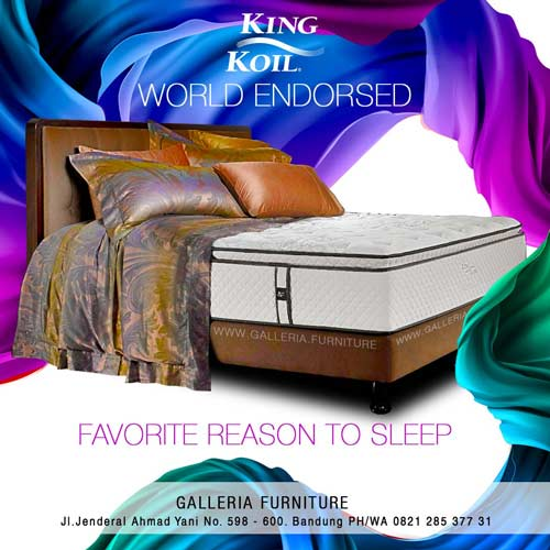 Harga-King-Koil-World-Endorsed-Bandung