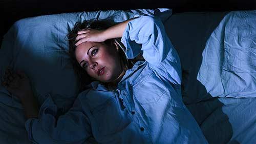 Kurang Tidur Berbahaya Untuk Anda
