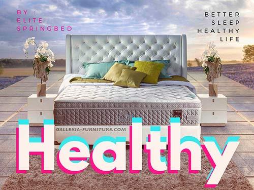 Jual Kasur Elite Healthy Bandung