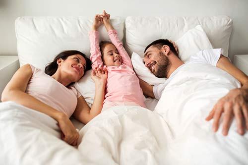 Agar Bangun Tidur Segar