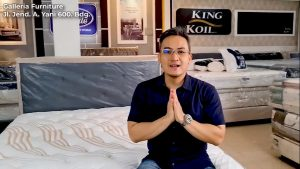 Review Kasur Lady Americana Springbed Majestic