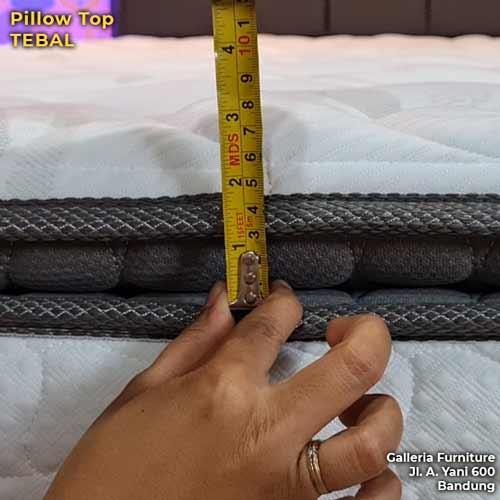 Pillow-Top-Tebal-Kasur-Guhdo-Sapphire