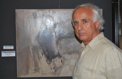 Franco Chiarani pittore ritratto
