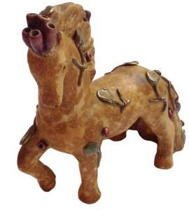Pietro Melandri, Horse