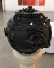 Negri, Mina nera, 30cmx28cm, ceramica