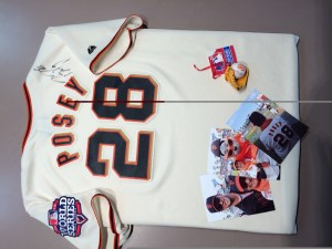 Giants jersey - Buster Posey