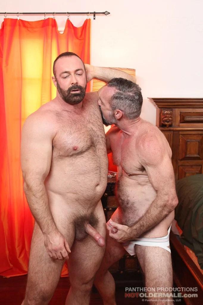 Naked sexy men older Gay Men