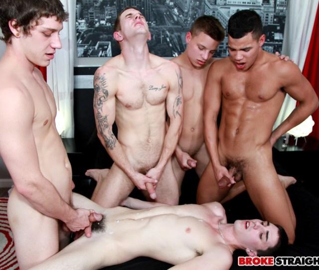 View More Photos At Broke Straight Boys