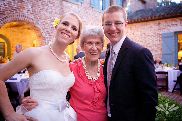 Maggie and Josh- with Grandma