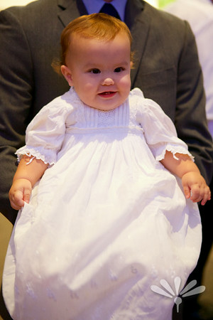 Luc's Baptism