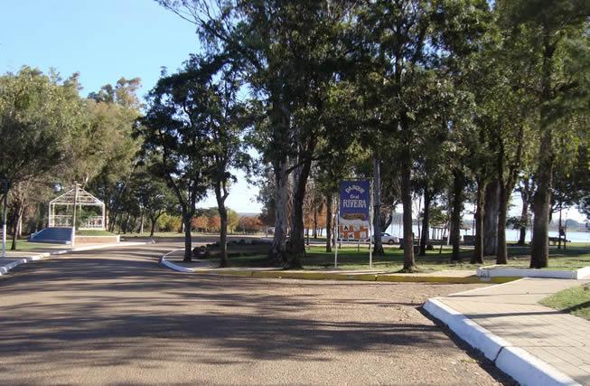 Parque Rivera de Bella Unión