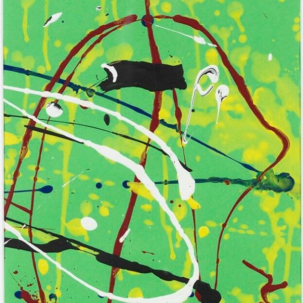 Michael Brorsen - Pollock 1