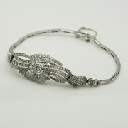 Diamond Bracelet , Garrard & Co.