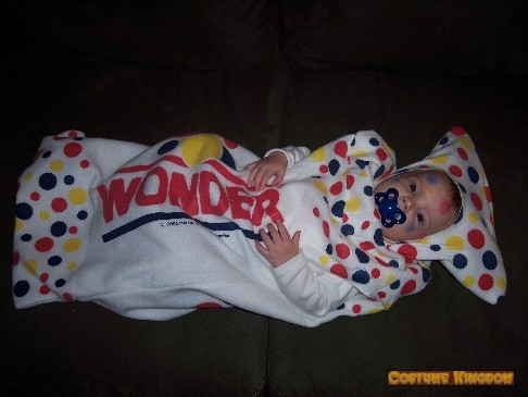 Wonder Bread Baby Costume Kingdom Gallery