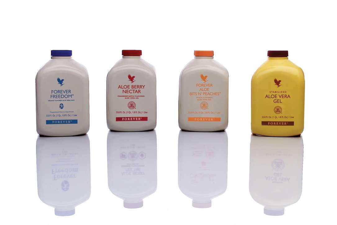 Fresh Aloe Vera Products